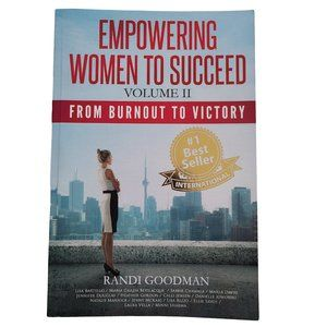 ☘️3/$30☘️ Empowering Women to Succeed by R Goodman